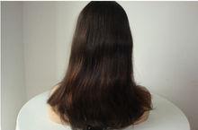 Best selling silk look natural hair wigs cheap no tangle no shedding hair