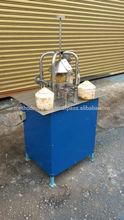 Diamond Shape Young Coconut Trimming Machine