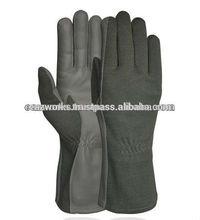 Factory Sale Cheap Price!! Nomex Pilot Gloves