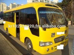 County bus,Hyundai, 2007s'