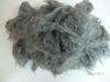 Polyester shoddy fiber