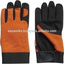 Impact Protective Mechanic Gloves