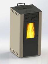 """PRONTOCALDO VEGA 6KW AIR"" Pellet stove"