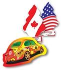 Car air freshner - Lamosi card