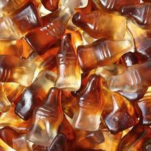 Cola flesjes klein kg