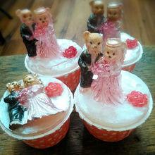 handmade wedding gift soap ameryllis
