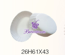 Disposable paper cup / cake baking paper / High temperature resistant