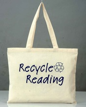 blank cotton tote bags