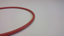 Accurate and Durable flat silicone o ring for industrial use of the good reputation