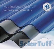 SolarTuff Premium Corrugated Polycarbonate Roofing
