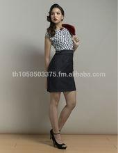 KR099 Modern Vintage Mini Dress