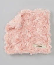 Children's minky dot blanket- PV swirl