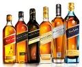 Johnnie WALKER WHISKY marcas