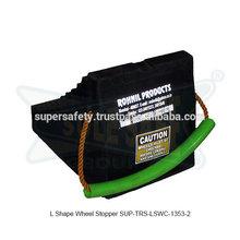 L Shape Wheel Stopper ( SUP-TRS-LSWC-1353-2 )