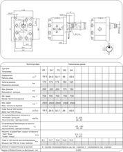 Hydraulic Gear Pumps Group III
