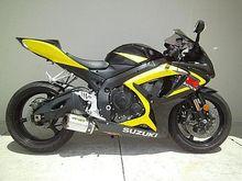 Used 2006 Suzuki GSX-R750 for Sale
