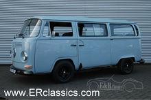 VW T2A van 1971 original RHD restored