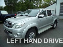 USED CARS - TOYOTA HILUX 4X4 DOUBLE CAB PICKUP (LHD 1201 DIESEL)