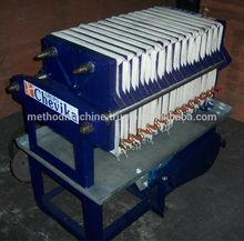Filter Press for Virgin Coconut Oil