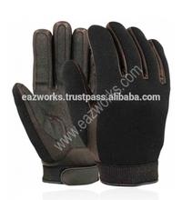 Police Officer Duty Gloves Leather Dressing Gloves Law Enforcement Gloves