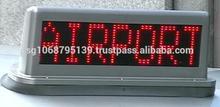 Taxi Top Display