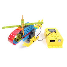 High Quality ABS Material Self Assemble Toys Educational Robot Kit EQ Robot EQ1(Basic Course) Devised in Korea