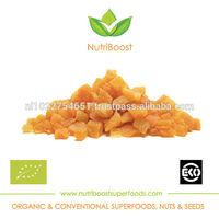Organic Diced Apricots