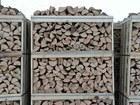 firewood- oak beech hornbeam - uncut ; cut and split - bulk loaded, on pallet boxes , in net bags , on pallet boxes in bags