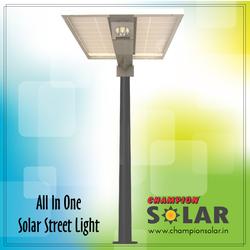 Solar Street Light (All in One)