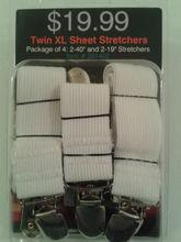 Twin XL Sheet Stretchers