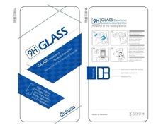 9H Tempered Glass Protector- Plastic Package