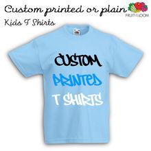 light blue cool kids tops. light blue t shirts for boys. light blue t shirts for girls