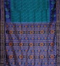 Handloom Sambalpuri Silk Saree