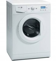 """Fagor 24"""" White Washer/Dryer Combo with 16 Programs"""