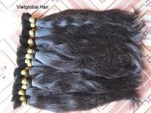 No chemical process 100% human virgin remy hair