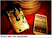 Thailand Hand made mobile phone case