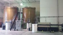 Batch Filter press treatment system