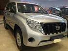New Toyota Land cruiser Prado TX 2014 model petrol Automatic GearBox