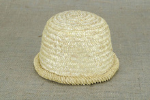 "Women's hat made of straw ""Cap"""