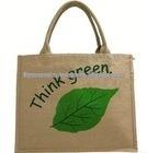 Factory wholesale eco promotional jute shopping bag, jute bag,jute bag wholesale
