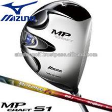 [mizuno driver] Mizuno Golf MP Craft S1 Driver Fujikura Motore F1 65J carbon shaft