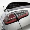 KIA Sportage R 2011~2013 BlackBezel LED Tail Lights Rear Lamps 1:1 Replacement