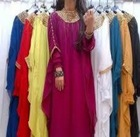 Newest jalabiya kaftan 2014 Dubai ery Fancy Kaftan Dress, Abaya Jalabiya Maxi muslim women long dress 2014