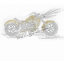 Gets.com rhinestone motorcycle exhaust gasket