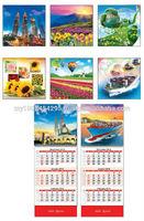 C2700 3 Months Calendar 2015 ( promotional gift, corporate gift, premium gift, souvenir )