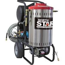 Northstar Electric Wet Steam & Hot Water Pressure Washer - 2750 psi, 2.5 GPM, 230 Volt 157308