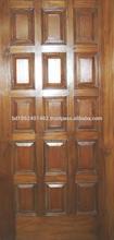 Solid Wooden Doors and Wooden Door Frames