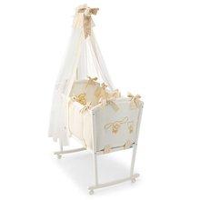 Pali Cicci e Coco Baby Wooden Crib