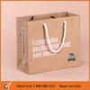Wholesale Customized Kraft Paper Bag