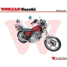 250cc cruiser bike, suzuki technology,motorcycle,gas or diesel,motorbike,chopper(GN250 RED)